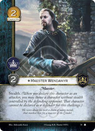 Maester Wendamyr
