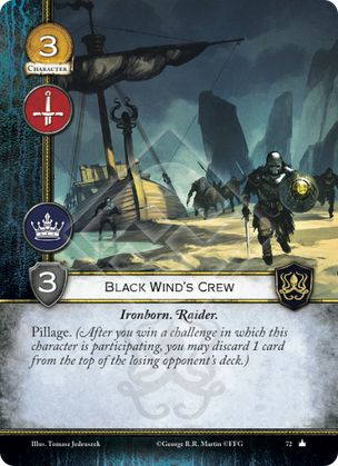 Black Wind's Crew