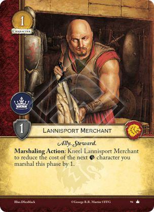 Lannisport Merchant
