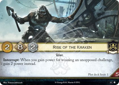 Rise of the Kraken