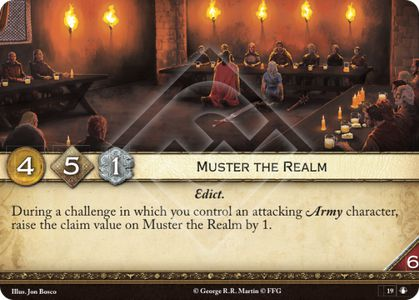 Muster the Realm