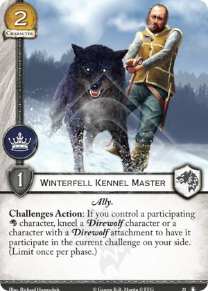 Winterfell Kennel Master