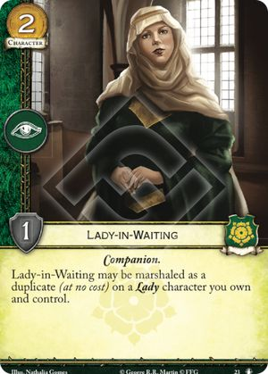Lady-in-Waiting