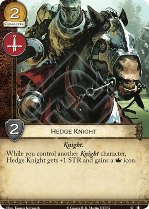 Hedge Knight