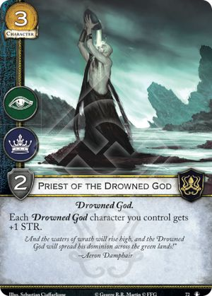 Priest of the Drowned God