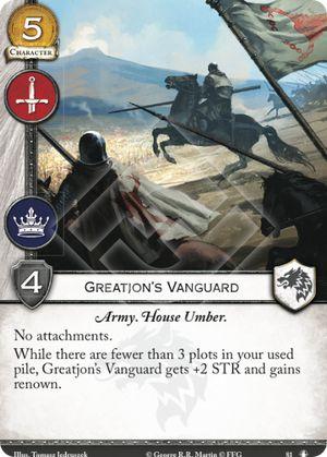 Greatjon's Vanguard