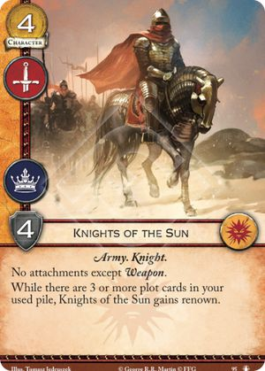 Knights of the Sun