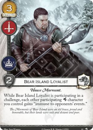 Bear Island Loyalist