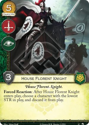 House Florent Knight