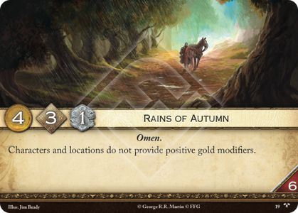Rains of Autumn
