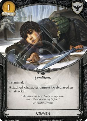 Craven - Called to Arms - A Game of Thrones 2nd Edition - A