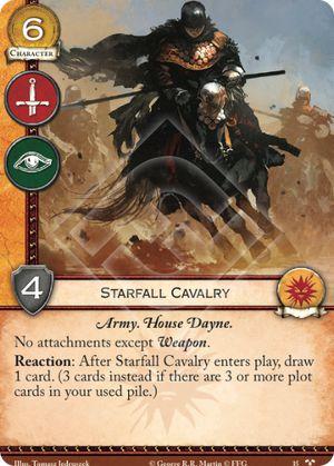 Starfall Cavalry
