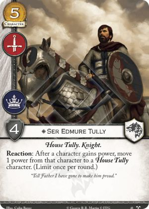 Ser Edmure Tully