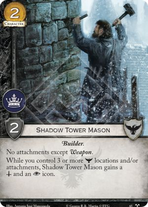Shadow Tower Mason