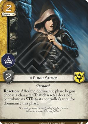 Edric Storm