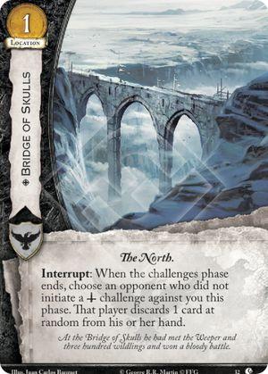 Bridge of Skulls