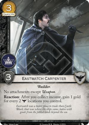 Eastwatch Carpenter