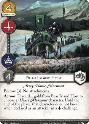 Bear Island Host