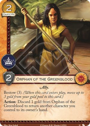 Orphan of the Greenblood