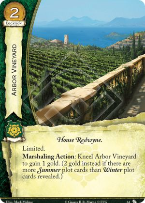 Arbor Vineyard
