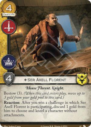 Ser Axell Florent