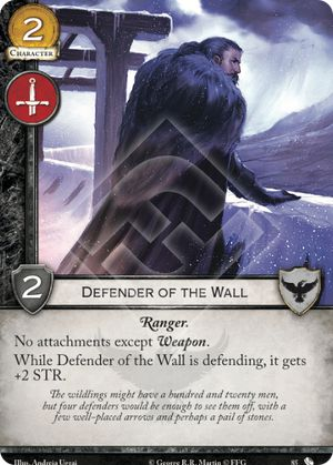 Defender of the Wall