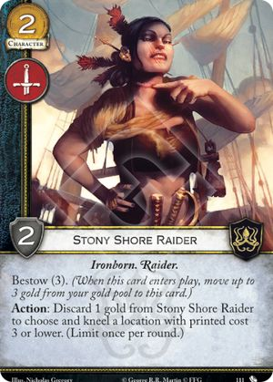 Stony Shore Raider
