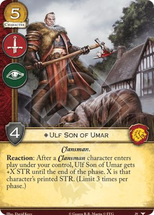 Ulf Son of Umar