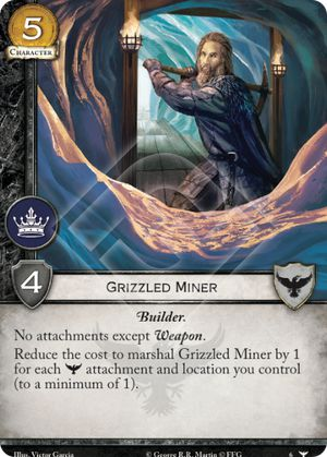 Grizzled Miner