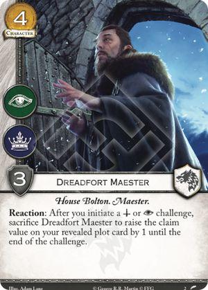 Dreadfort Maester