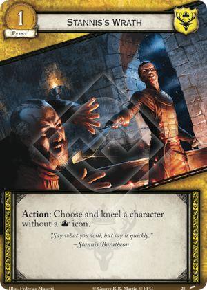 Stannis's Wrath