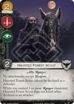 Haunted Forest Scout