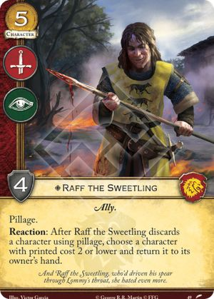 Raff the Sweetling