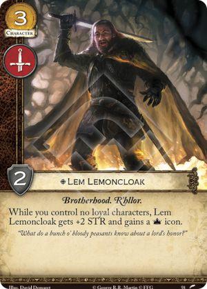 Lem Lemoncloak