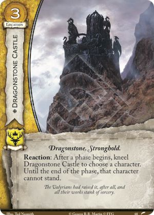 Dragonstone Castle