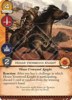 House Yronwood Knight