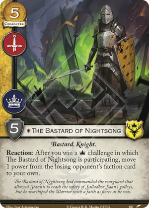 The Bastard of Nightsong