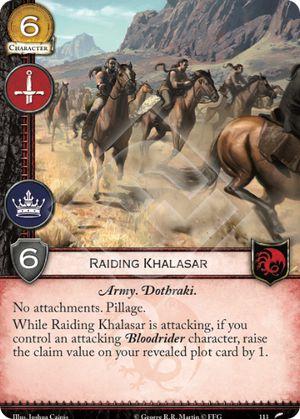 Raiding Khalasar