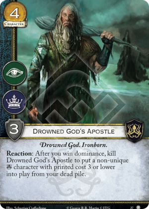 Drowned God's Apostle
