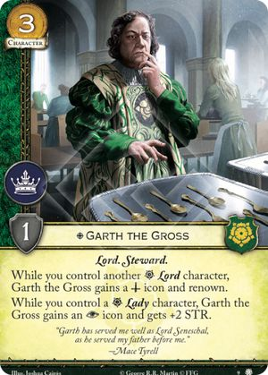 Garth the Gross