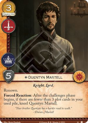 Quentyn Martell
