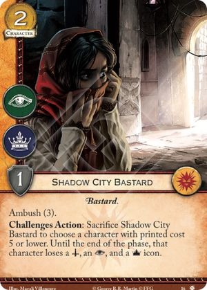 Shadow City Bastard