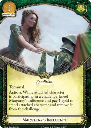 Margaery's Influence