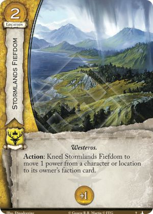 Stormlands Fiefdom