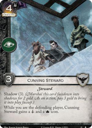 Cunning Steward
