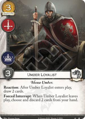 Umber Loyalist