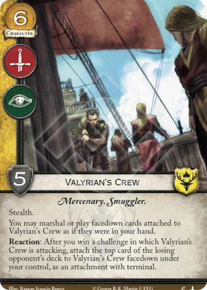 Valyrian's Crew