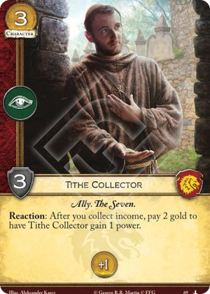 Tithe Collector