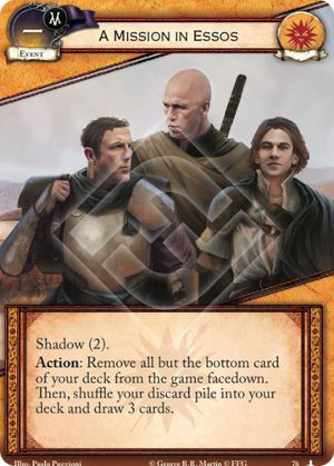 3 x Tithe Collector AGoT LCG 2.0 Game of Thrones Music of Dragons 69