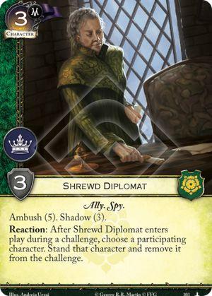 Shrewd Diplomat